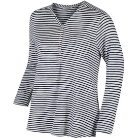 Regatta Franzea Shirt Women Navy Stripe